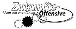 Logo Zukunftsoffensive Königsbronn: Ideen von uns - für uns