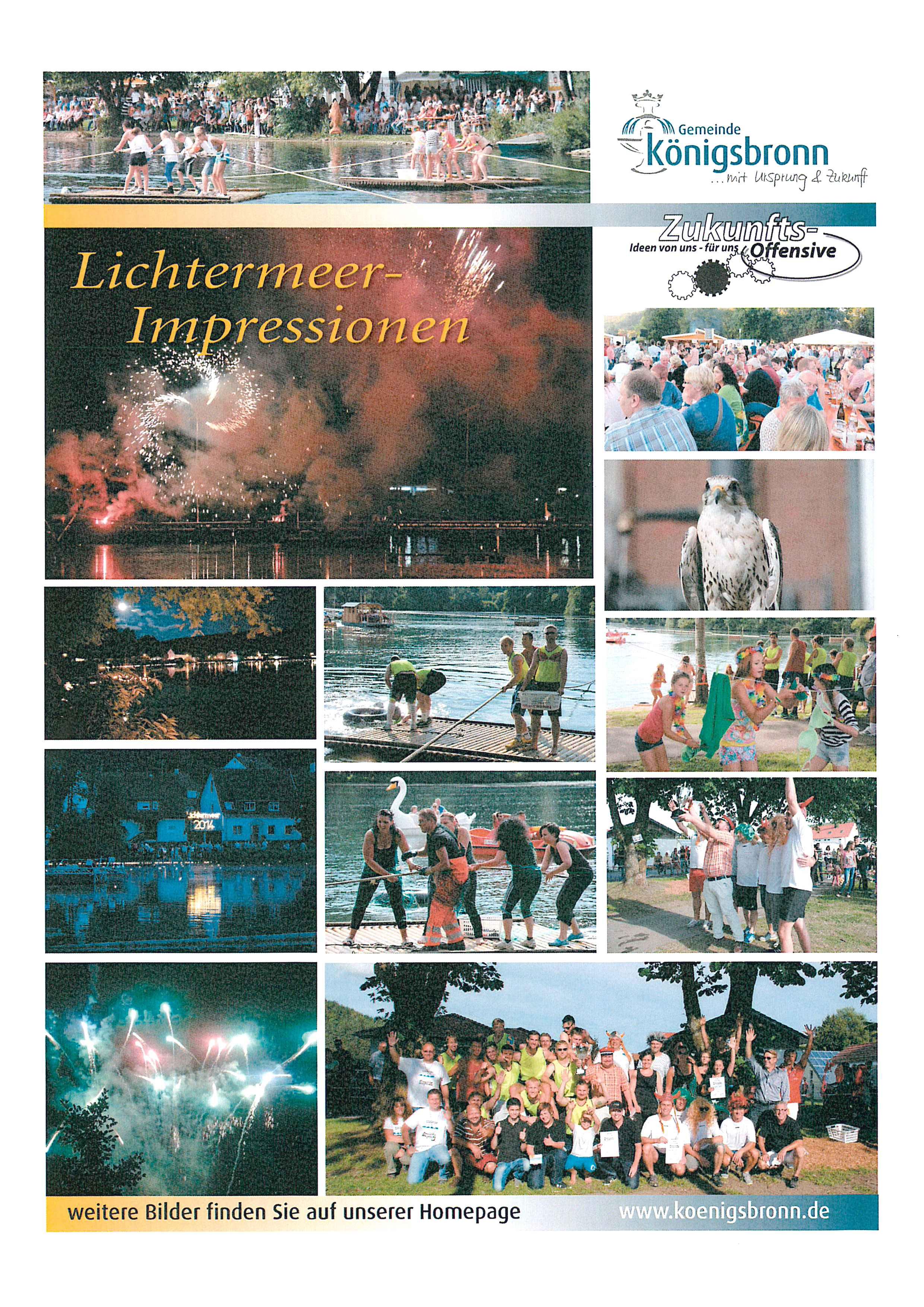 Lichtermeer Impressionen 2014