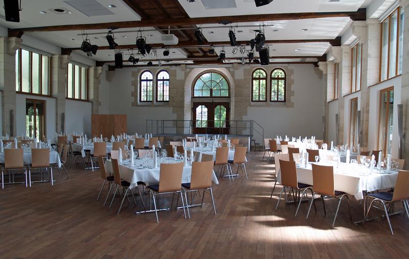 Hammerschmiede Saal2