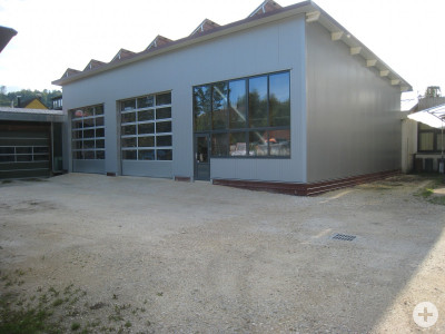 Neue Halle