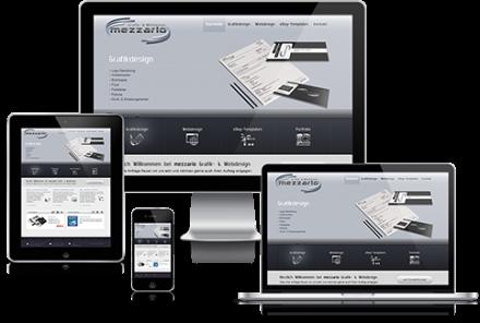 mezzario Grafik- & Webdesign
