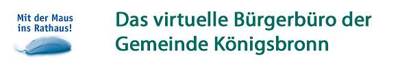 Rathaus Service Portal Banner mit der Maus ins Rathaus